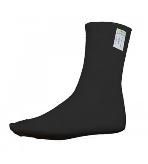 P1 Short Socks Black
