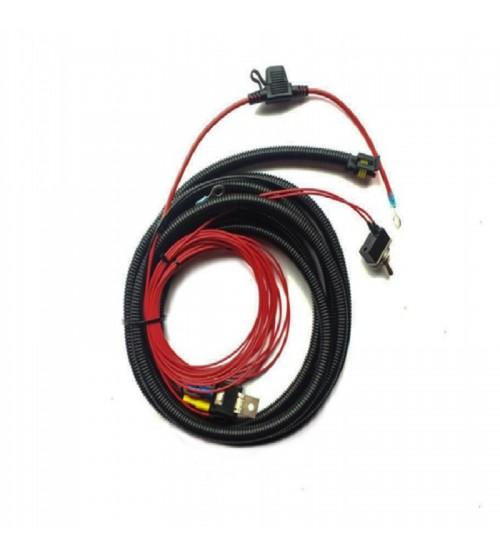 Kabel für Scheinwerfer, 1 Scheinwerfer mit Schalter, ST und T Serie