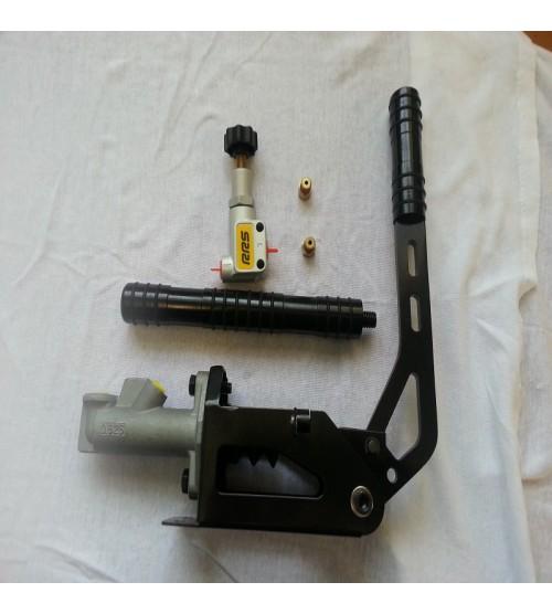 Hydraulischer Handbremskit mit Bremszylinder und Regelventil